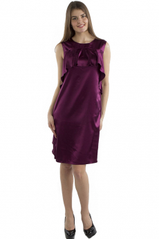 Платье футляр без рукавов Bast со скидкой